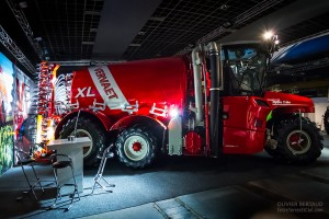 Vervaet Hydro Trike XL à Agribex 2015