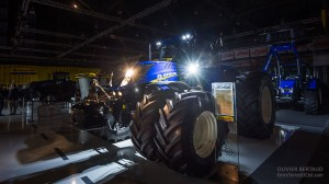 New Holland T7.230 à Agribex 2015