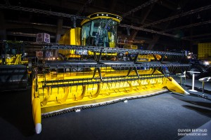 New Holland TC à Agribex 2015
